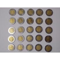 Moneda 5 Pesos Conmemorativa Independencia Y Revolución