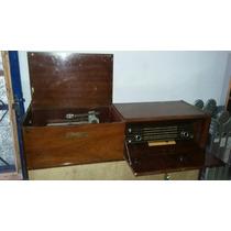 Radio Vitrola Philips Antiga Anos 60.