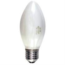Lâmpada Incandescente Vela Balão 60w 127v E27 - Leitosa