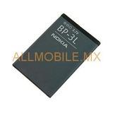 Pila Bateria Para Nokia Bp-3l 1300mah Lumia 710 610 Etc