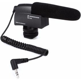 Sennheiser Mke400 Micrófono Para Cámara