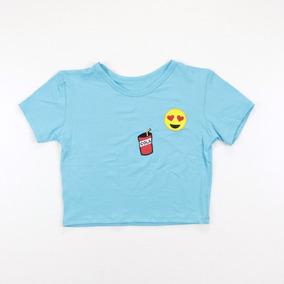 Blusa Pet Cropped Feminina Trend Blogueira Verão Regata Top
