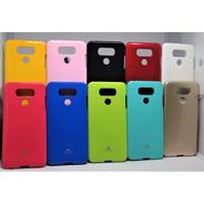Funda LG G6 Mercury Goospery Jelly Case