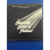 Disco Lp Vinilo Emerson Lake & Palmer - Triple - Usa 1974