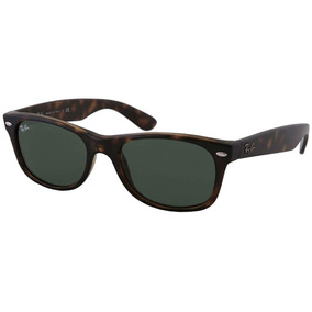Lente Ray Ban Rb 2132 Sunglasses 622 Black Green 55 De Sol - Óculos ... 7e43862256