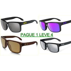2bd2b0caa9446 Kit 4 Óculos Hlbrok Polarizado Masculino Pague 1 Leve 4. R  120. 12x R  11. Frete  grátis