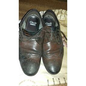 Zapato Clarks Collection De Cuero