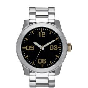 ea1d317fdf7 Relogio Nixon Corporal Ss - Relógios no Mercado Livre Brasil