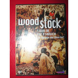 Woodstock 3 Días De Paz Y Gloria Dvd Original Director
