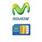 Linea Fija (02xx) O Telular Movistar + 2 Lineas Moviles