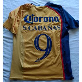 23448045d5ee3 Jersey Playera Aguilas Del America Nike Cabañas 2007 Ch
