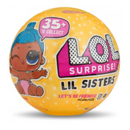 Muñeca Lol Surprise Lil Sisters Serie 3 Cyber Monday (2443)