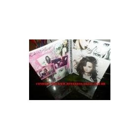 Caderno 20 Materia Com Adesivos Demi Lovato 6544322