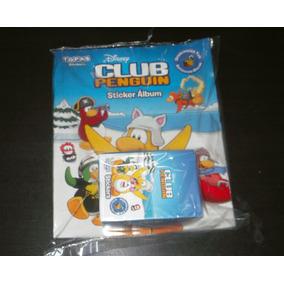 Album Club Penguin Con 50 Sobres Cerrados