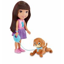 Dora Entrenadora De Perrito