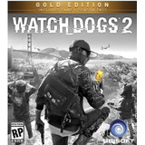 Watch Dogs 2: Edicion Oro V1.17+todos Los Dlc +bono Digital