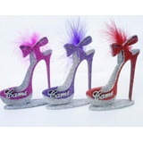 Zapato Souvenirs De Fibrofacil Pack X30