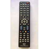 Controle Remoto Universal Tv Samsung Lcd Led Smart Hdtv 3d