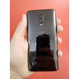 Smartphone Oneplus 6 6gb 64gb Black Mirror Op6 Pronta Entreg
