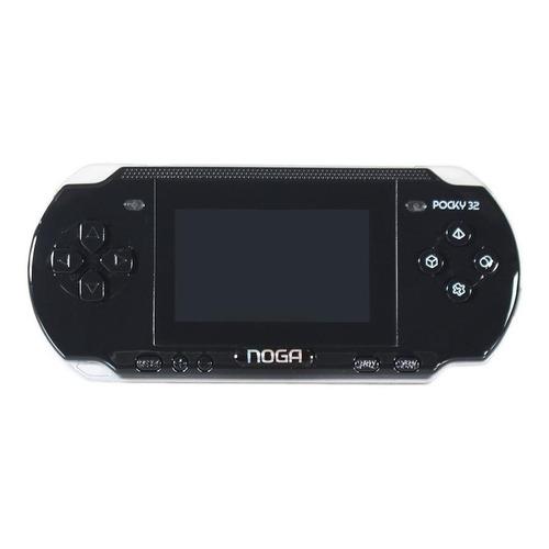 Consola Noganet Pocky 32 128MB negra y plata