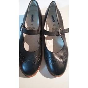 Zapato Niña Escolar Coqueta 4.5