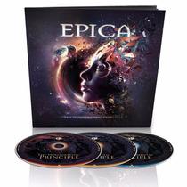 Epica - The Holograpic Principle Earbook 3 Cd Importado