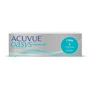 Lentes Acuvue Oasys One Day Con Hydraluxe No Color