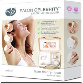 Depilador Elétrico Rio Salon Celebrity - Laser Hair Remover
