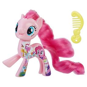 Mini Figura My Little Pony Movie - Pinkie Pie - Hasbro
