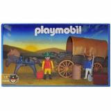 Playmobil Carreta Del Lejano Oeste Con Accesorios 13278