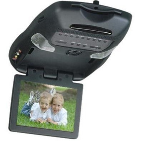 Tv Monitor Dvd Player Audiovox Vod806