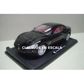 Maserati Gran Turismo - Supercar Italiano - N Motormax 1/18