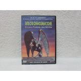 Dvd Original Necronomicon- O Livro Proibido Dos Mortos