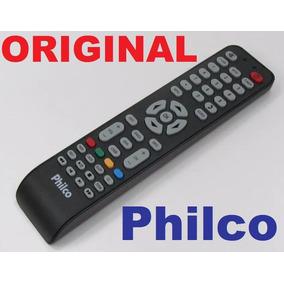 Controle Remoto Original Tv Philco Led Lcd Plasma