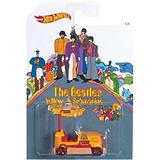 Juguete \bump En Torno A Hot Wheels Los Beatles 50 Aniversa