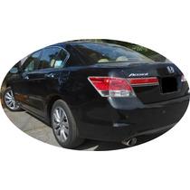 Honda Accord V6 2011 Color Negro Por Partes