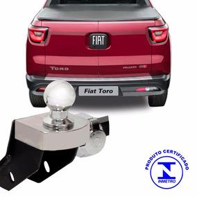 Engate Reboque Fiat Toro 2017 2018 Removivel 1200 Kg