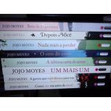 Jojo Moyes Coleção - 8 Livros - Novos Intrinseca