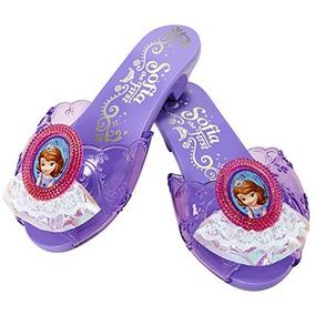 Zapatos morados Disney infantiles RtgRoEWgG