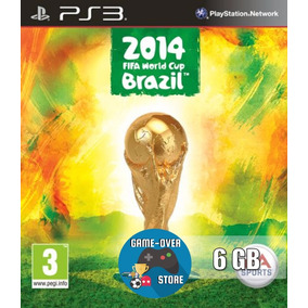Fifa World Cup Brasil 2014 Ps3 | Juego Deportes