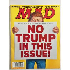 Revista Mad 544 Abril 2017 Importada