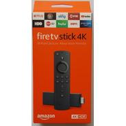 Amazon Fire Tv Stick 4k Nuevo !!!