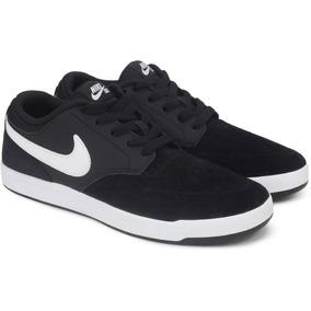 Zapatillas Nike Sb Fokus Black / White
