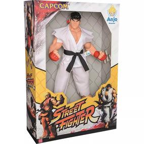 Boneco Coleção Street Fighter Ryu Capcom - 48cm Frete Gratis