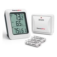 Termómetro Higrómetro Cultivo Indoor Exterior Thermopro Tp60