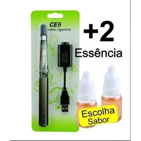 ****01 Cigarro Eletronico Ego Ce5 Narguilé+02 Essências**