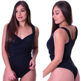 a98142991c Body Feminino Transpassado Alça Larga Nova Moda Ref  573