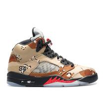 Jordan 5 X Supreme Camuflaje Nuevos Todas Las Tallas Nuevos