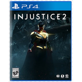 Juego Injustice 2 Ps4 Fisico Sellado