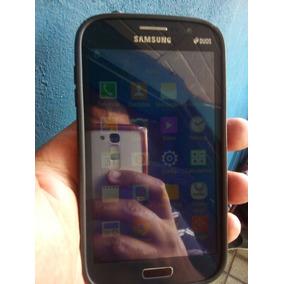 Celular Samsung Gran Duos Top Tela Grande 8gb Dual Chip